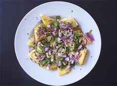 pineapple quinoa salad {perfect for Bikini Boot Camp}