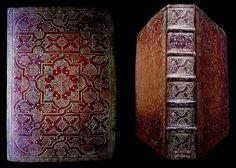 Binding by Le Gascon, Officium Beatae Mariae Virginis, Anvers, Plantin