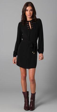 Diane von Furstenberg Florina Mini Dress