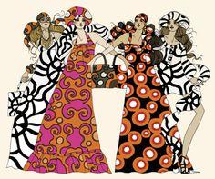 Lucire Fashion: Rediscovering Marimekko: a bold start - The global fashion magazine
