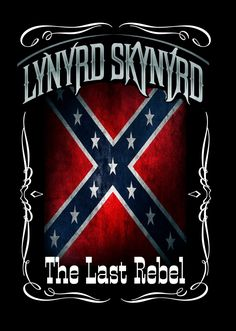 Lynyrd Skynyrd. Lynyrd Skynyrd, Hard Rock, Rebel, Calm, Artwork, Work Of Art, Auguste Rodin Artwork, Hard Rock Music