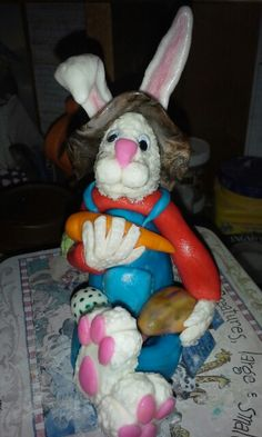 Mr. Peter Cottontail :)