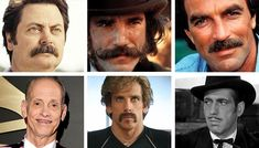 Mustache Styles: 6 Types of Mustaches You Should Consider