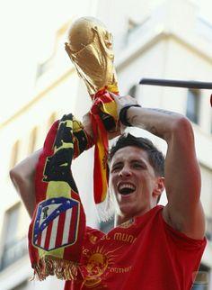 Atletico de Madrid & Fernando Torres