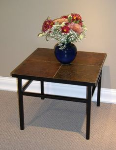 Cheap 4D Concepts End Table with Slate Top Metal/ Slate https://endtablesforlivingroom.info/cheap-4d-concepts-end-table-with-slate-top-metal-slate/