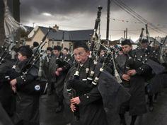 Gaitero, Saint Patrick - Irlanda Concurso National Geographic Traveler 2014 (© Glen McClure/National Geographic Traveler)