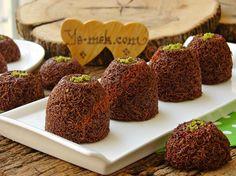 Çikolatalı Kadayıf Çıtırları Resimli Tarifi - Yemek Tarifleri