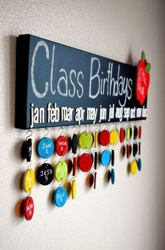 Excellent Classroom Decoration Ideas (39)