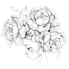 Image result for emmanuelle colin illustrations wild girl 05