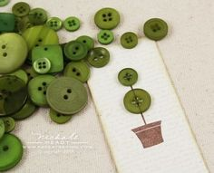 fun with buttons by lorie