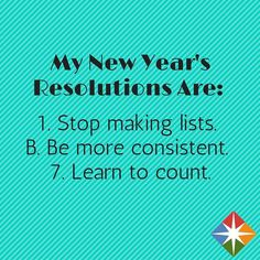 What are your resolutions? #newyears2017 #newyears