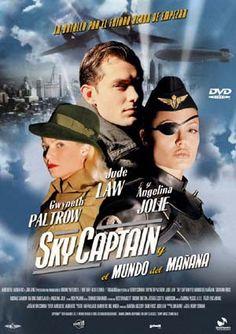 Sky Captain (Best Diesel Punk Movie Ever)