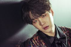 K pop boy group BTS has revealed teaser images of members Jimin and Suga. The photos are from their upcoming album. BTS, also known as Bangtan Boys is a seven-member South Korean boy band formed by Big Hit Entertainment. Bts Suga, Min Yoongi Bts, Bts Bangtan Boy, Namjoon, Taehyung, Bts Blood Sweat, Blood Sweat And Tears, Cnblue, Daegu