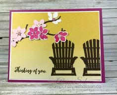 Colorful Seasons Stamp Set Seasonal Layers Thinlits Dies www.stampcrazywithalison.ca