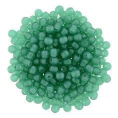 5-02-52060 Round Beads 2mm : Atlantis Green