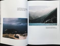 White Space; The white spaces used in this spread brings focus to the captions of each image in the design. Hence compelling its audience to read them. On top of that, the white spaces gives the design a modern and simplistic look which makes this layout more visually appealing to its audience.