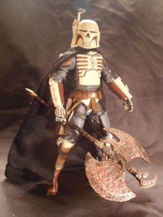 Mandalorian Executioner (Star Wars) Custom Action Figure