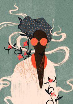 Kalemba: Illustration Inspiration from Brazil