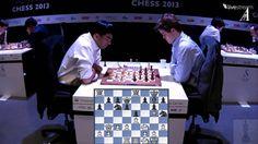 Vishy Anand vs Magnus Carlsen Chess Blitz