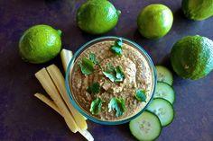 Chili Lime Jalapeño Bean Dip