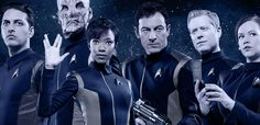 Se había anunciado que el actor Anthony Rapp daría vida al primer personaje abiertamente gay en la historia de Star Trek, y no pasó mucho tiempo antes de que la serie transmitiera el primer beso gay. #anthonyrapp #beso #gay #netflix #star trek