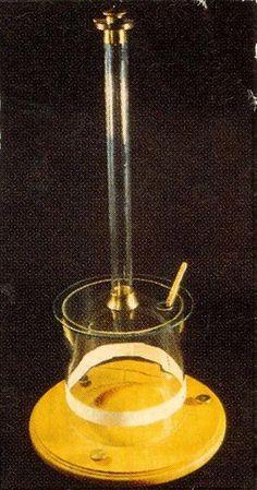 ตาชั่งที่นักฟิสิกส์ปัจจุบันใช้ในการทดสอบกฎของ Coulomb