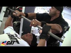 Team GAT: GAT athletes Big Ramy & Dennis James Train Chest Bodybuilding Videos, Gym Time, Workout Videos, Athletes, Kicks, Train, Motivation, Big, Fitness