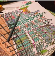 Coloring With Limkina Fantasticcities