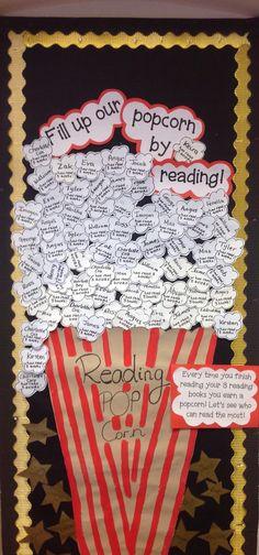 Reading reward display