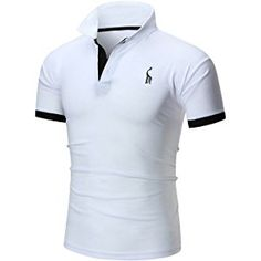2018 Fashion Summer T Shirt Male Short Sleeved Male City Bulb Light Printed Casual Tees Tops Brand T-Shirts Men Clothing 5631 Camisa Polo, Casual Shirts For Men, Men Casual, Polo Shirt Brands, Embroidered Polo Shirts, Men's Fashion, Fashion Brand, Fashion Boots, Fashion Clothes