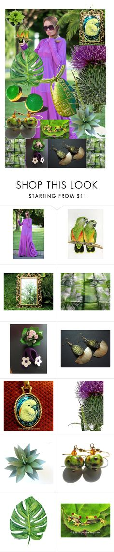 """Into the jungle"" by planitisgi ❤ liked on Polyvore featuring InToTheJungle"