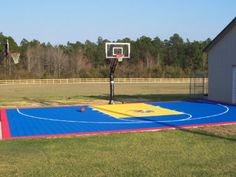 As gym flooring specialists, our athletic court surfaces are specifically made for the athlete in mind. Weather you choose to have an indoor or outdoor court ha… Outdoor Basketball Court, Pencil Vase, Ikea Lack, Vintage Stool, Bunker Hill, Clutter Organization, White Planters, Wooden Tops, Diy Bed