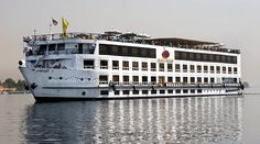 M/S Crown Prince Nile cruise has 80 cabins. It features 76 double cabins split…