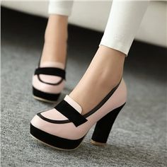 Complete your stylish and sexy look with Ericdress women pumps. Choose from Pumps Heels, Peep Toe Pumps, Wedge Pumps and other well pumps. Pumps Shoes are in great demand now. Pretty Shoes, Beautiful Shoes, Cute Shoes, Me Too Shoes, Dream Shoes, Crazy Shoes, Shoe Boots, Shoes Heels, Shoes Sneakers