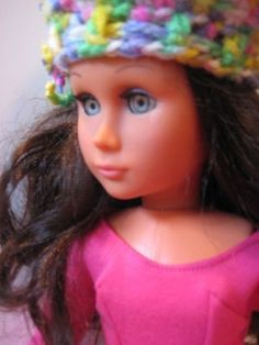ITALIAN BETTINA DOLL - MADE BY SEBINO! This lovely doll was manufactured in Italy in the Bettina is approximately 16 inches tall and made from vinyl, with the exception of her torso which is . Custom Clothing, 1960s, Crochet Hats, Italy, Dolls, How To Make, Youth, Vintage, Clothes
