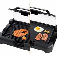 Secura Electric Reversible 2 in 1 Grill Griddle w/ Glass Lid Indoor Outdoor - You need this!This Secura that is ranked 43893 in the list of the Indoor Grill, Indoor Outdoor, Electric Bbq, Infrared Grills, Specialty Appliances, Kitchen Appliances, Small Appliances, Cooking Appliances, Best Charcoal Grill