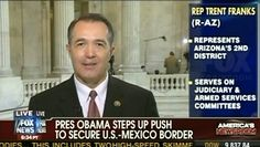 """Rep. Trent Franks: """"People Like Michelle Obama Never Thanked The Republicans For Freeing Them"""""""