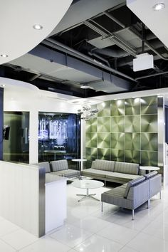 Business News Networks Toronto Offices / Mayhew