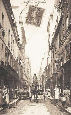 rue de Lappe - Paris 11ème