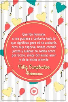 Imagen Con Humor Para Felicitar El Cumpleaños A Mi Hermana