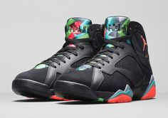 "Jordan Retro 7 ""Barcelona Night"""