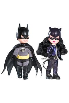 Batman & Catwoman  Kelly Doll and Tommy Doll