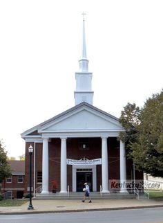 Lexington's Main Street Baptist Church is celebrating 150 years.