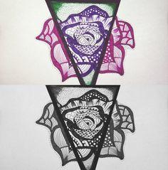 Zentangle & Doodling / Зентангл и Дудлинг