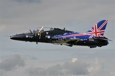 BAE Hawk. Since 1974. Must be great fun to fly.