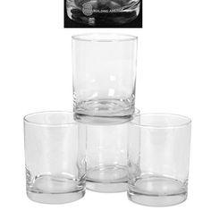 UNION PACIFIC 4 GLASS SET