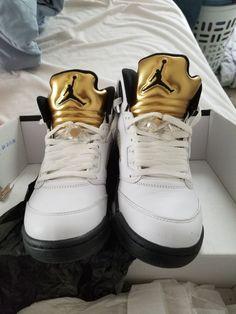 quality design 74458 109a3 jordan 5s size 8.5  fashion  clothing  shoes  accessories  mensshoes   athleticshoes