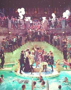 Party like Gatsby.
