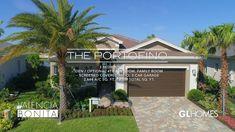 The Portofino Model Home   Valencia Bonita in Bonita Springs, Florida   ...
