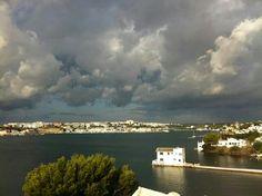 Casa Venècia. Maó. Menorca, Illes Balears (Spain)